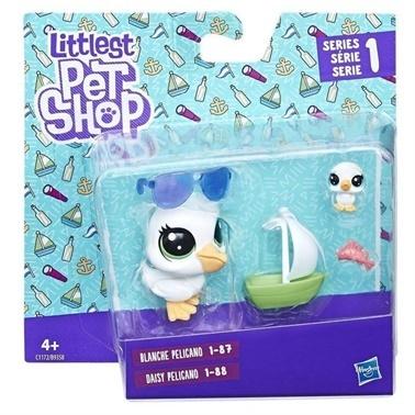 Littlest Pet Shop Littlest Pet Shop Miniş Ve Yavrusu Renkli